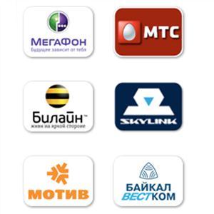 Операторы сотовой связи Нижней Тавды