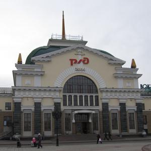 Железнодорожные вокзалы Нижней Тавды