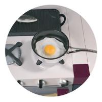 Магазин кафе-бар Крепкое и слабое - иконка «кухня» в Нижней Тавде